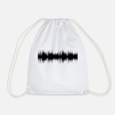 Audio Audio - Drawstring Bag