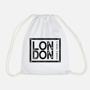 London LONDON - Drawstring Bag