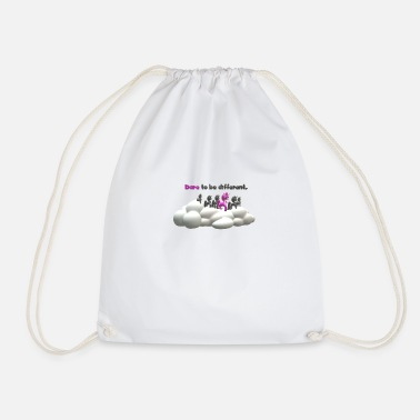 Dare Dare to be different - Drawstring Bag