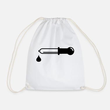 Pipettes pipette - Drawstring Bag