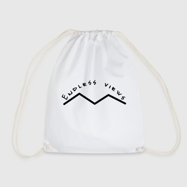 Endless views - Drawstring Bag