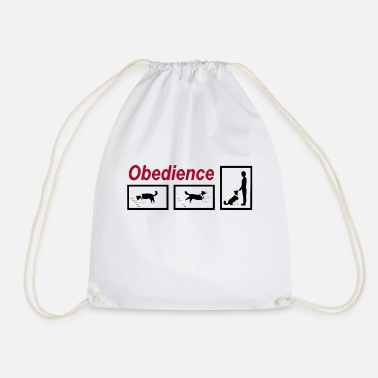 Obedience Obedience - Drawstring Bag