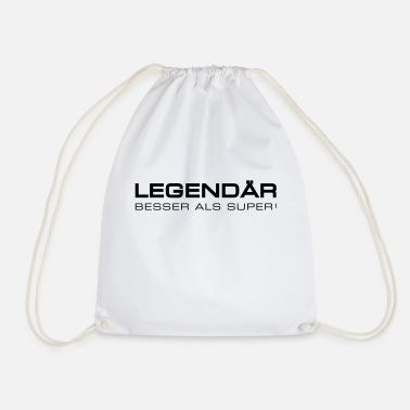 Legendarische legendarisch - legendarische - Gymtas