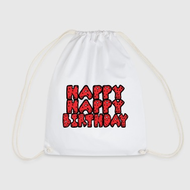 Happy Birthday Happy birthday - Sac de sport léger