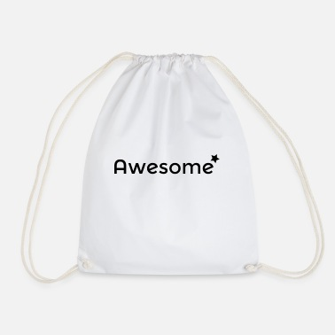 Awesome Awesome - Sac de sport léger
