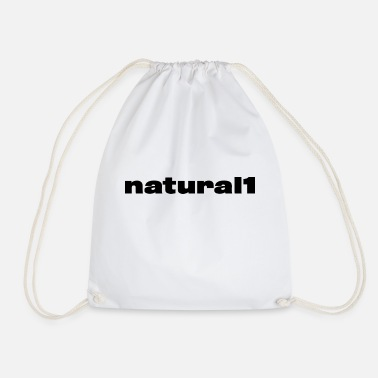 natural1 - Turnbeutel