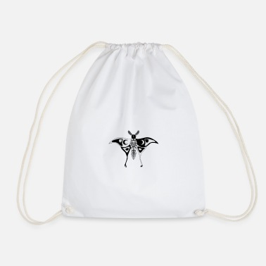 Moth - Drawstring Bag