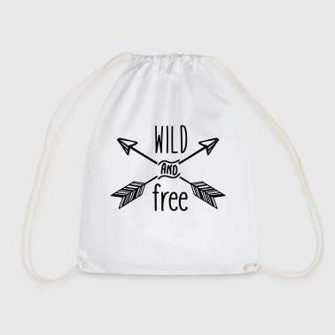 AD Wild and Free - Turnbeutel