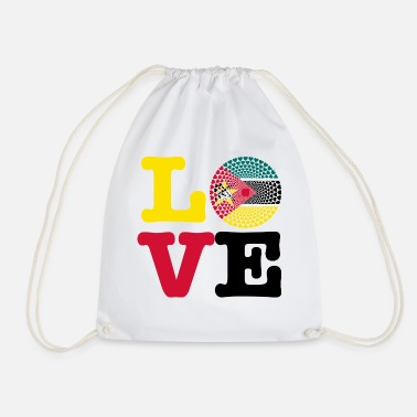 Mousepad MOUSEPAD HEART - Drawstring Bag