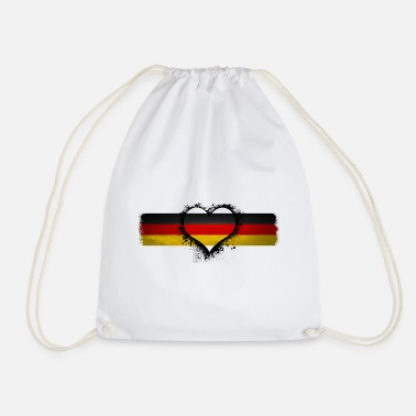 Germany Germany Germany Germany - Drawstring Bag
