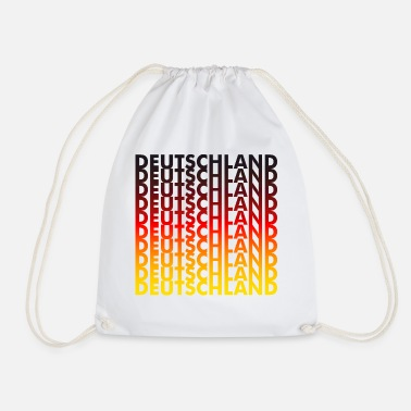 Germany Germany! Germany! Germany! - Drawstring Bag
