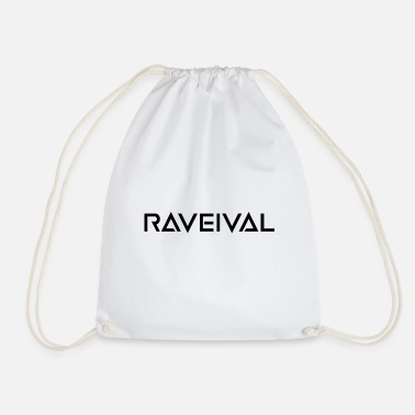 raveival - Drawstring Bag