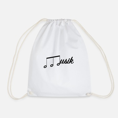 Trend Musique Sound Trend Fashion - Sac à dos cordon