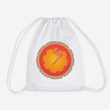 Shield shield - Drawstring Bag