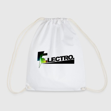 Electricity electric - Drawstring Bag