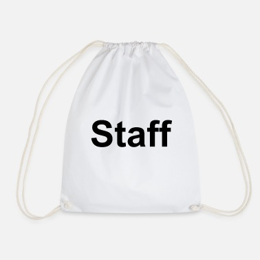Staff Staff - Turnbeutel
