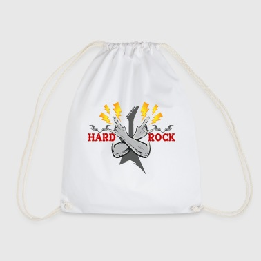 Hard rock - Drawstring Bag