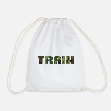 Trainer TRAIN - Turnbeutel