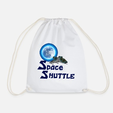 Spaceship spaceship - Drawstring Bag
