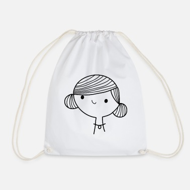 GiRL - Drawstring Bag