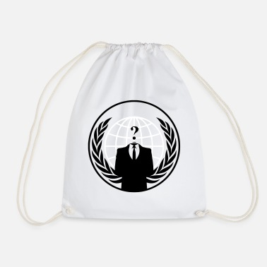 Anonymous anonyme - Sac à dos cordon