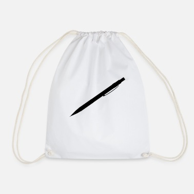 Idea Pencil gift idea idea idea - Drawstring Bag