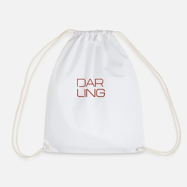 Darling - Drawstring Bag