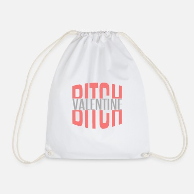 Flecha Happy Valentine Bitch Valentine's Day Love Gift - Mochila saco