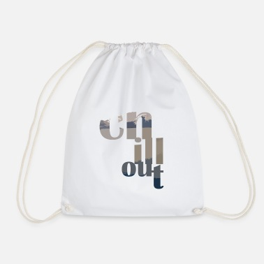 Chill Out camiseta chill out - Mochila saco
