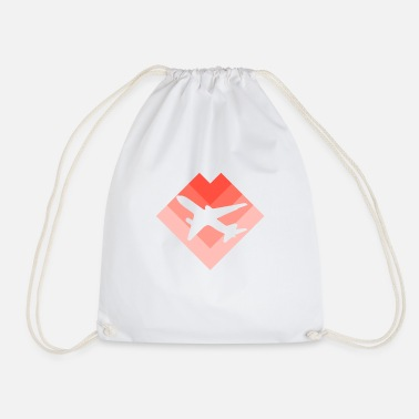 Airport Airport - Drawstring Bag