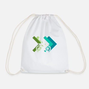 Cycle Cycle - Drawstring Bag