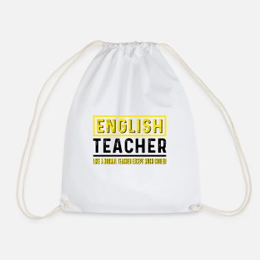 English Teacher - English Teacher - Sacca sportiva