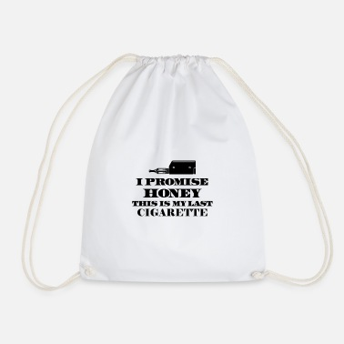 The promise - Drawstring Bag