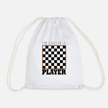 Chess chess - Drawstring Bag