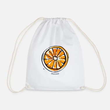 Fruit Orange Fruit Fruit Fruit - Drawstring Bag