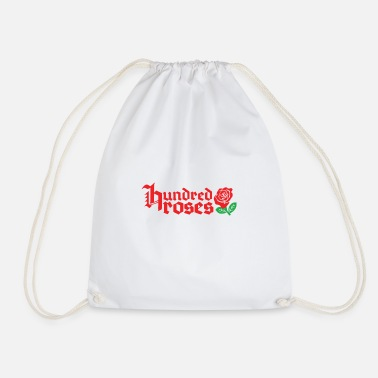Hundred Hundred Roses - Drawstring Bag