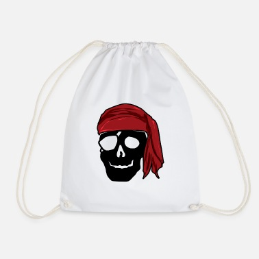 Buccaneers Pirate buccaneer gift - Drawstring Bag