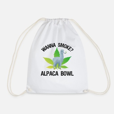 Paysbas Wanna Smoke? Alpaca Bowl - Sac de sport léger