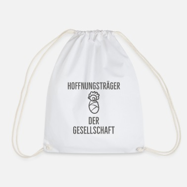 Society Hope of society - Drawstring Bag