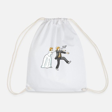 Wife Wife Wife - Drawstring Bag