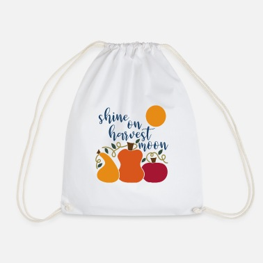 Harvest Moon - Drawstring Bag