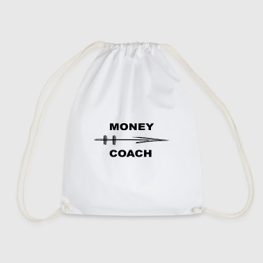 Money Coach Empire Laws of the Rich Gift - Drawstring Bag
