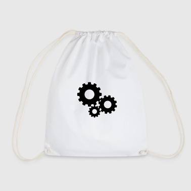 Gear Gears | gears - Drawstring Bag