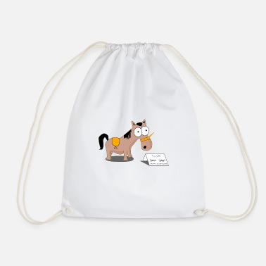 Sell Unicorn to sell - Drawstring Bag