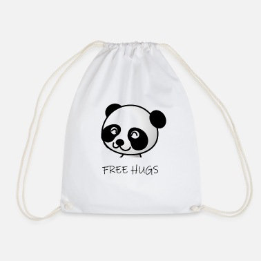 Free Hugs Free hugs - Drawstring Bag
