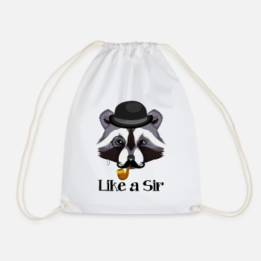 Like A Sir Like A Sir Raccoon / Raccoon - Sacca sportiva