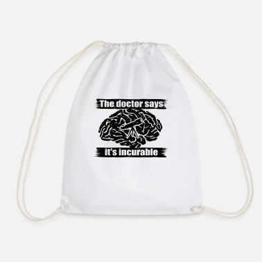 Ast diagnosis doctor incurable diagnosis astronomy ast - Drawstring Bag