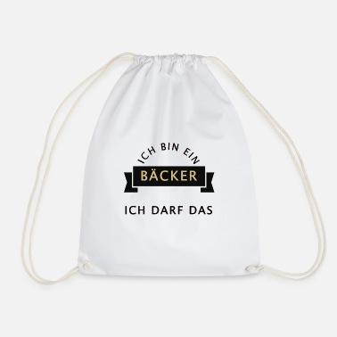 Baker baker - Drawstring Bag