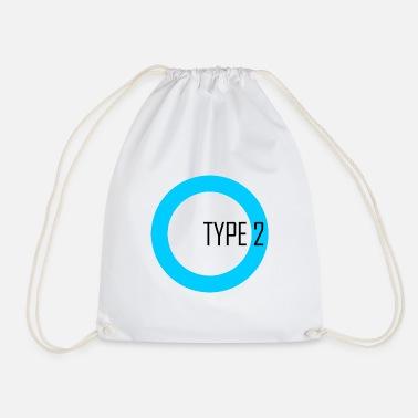 Type 2 diabetes insulinpumpe injeksjon BZ gave Stoffveske