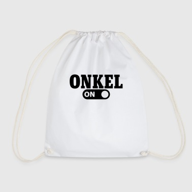 Onkel on - Turnbeutel